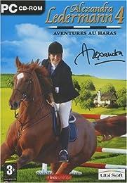 Alexandra Ledermann 4 : Aventures Au Haras