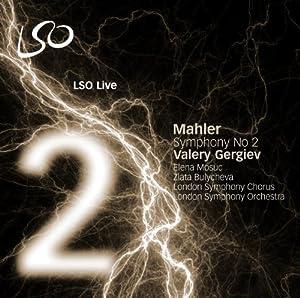 マーラー:交響曲第2番ハ短調「復活」、交響曲第10番嬰ヘ長調 - アダージョ [2 discs] [SACD Hybrid] [輸入盤・日本語解説書・訳詞付]