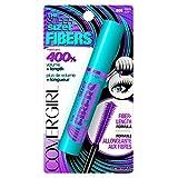 CoverGirl The Super Sizer Fibers Mascara, Black, 0.028 Pound