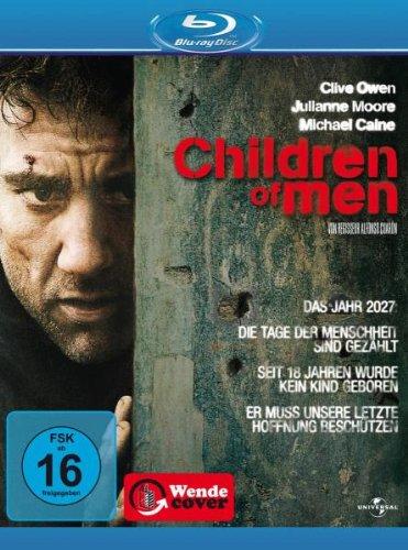 Children of Men [Blu-ray]