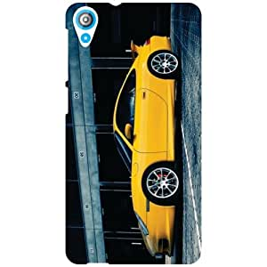 HTC Desire 820 Back Cover - Car My Passion Designer Cases