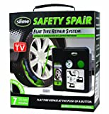 51yR9uyFMzL. SL160  Slime 70005 Safety Spair Flat Tire Repair System
