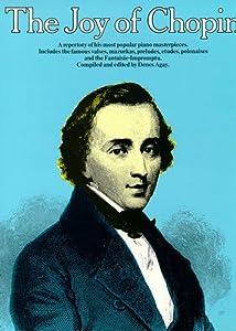 The Joy Of Chopin Pf The Joy Books by Yorktown Music Press