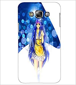 PrintDhaba Cool Girl D-5022 Back Case Cover for SAMSUNG GALAXY GRAND MAX (Multi-Coloured)
