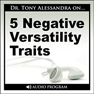 5 Negative Versatility Traits Speech