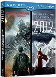 echange, troc World Invasion: Battle Los Angeles + 2012 [Blu-ray]