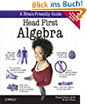 Head First Algebra: A Learner's Guide...