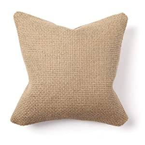 Provence Textured Jute Pillow