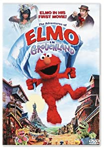 "Cover of ""Adventures of Elmo in Grouchlan..."