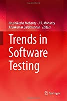 Trends in Software Testing Front Cover