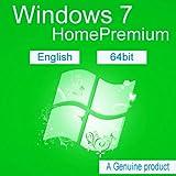 [英語版/64bit] Windows 7 HomePremium /English Edition /DSP