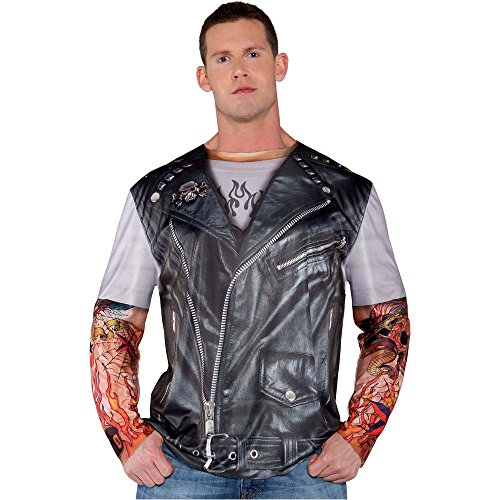 biker dude costume -#main