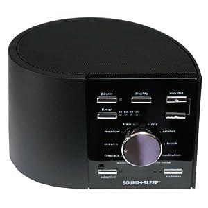 Ecotones Sound + Sleep Machine, Model ASM1002