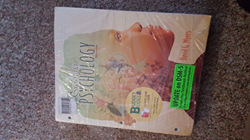 Exploring Psychology with Access Code (Budget Books)