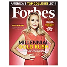 Forbes, August 4, 2014  by Forbes Narrated by Ken Borgers