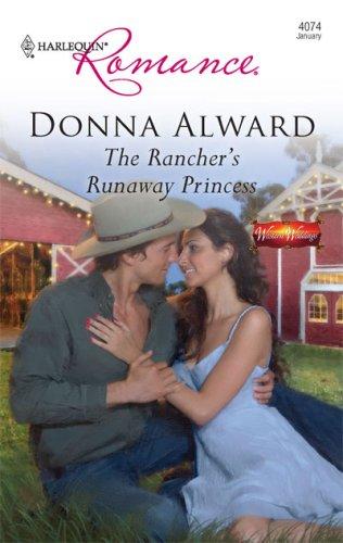 Image of The Rancher's Runaway Princess