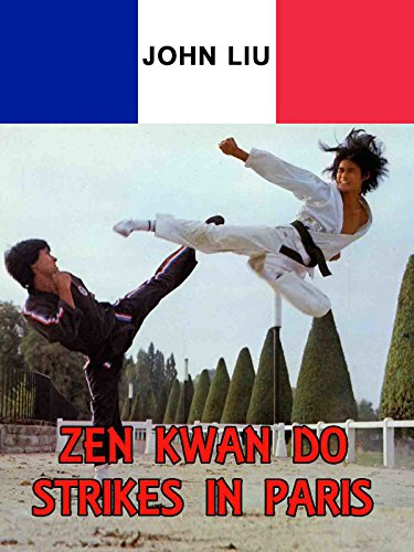 Zen Kwan Do Strikes In Paris