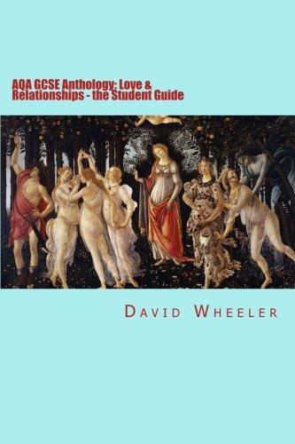 AQA GCSE Anthology: Love & Relationships - the Student Guide PDF