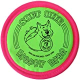 "Floppy Disc ""USA"", Soft Flying Disc Toy for Dogs, 12 inch"