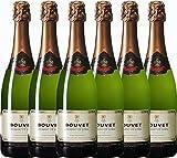 6er Paket Crémant de Loire Brut Blanc Excellence - Bouvet