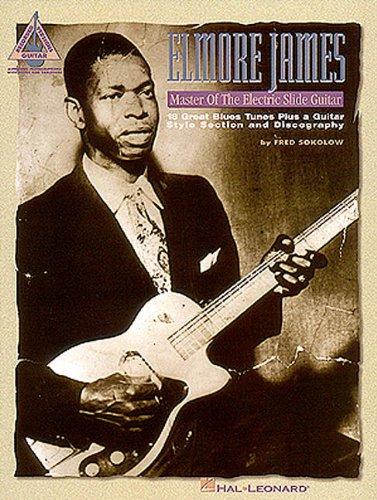 James Elmore Master Electric Slide Guitar