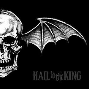 Hail to the King - CD Digipack (6 volets inclus un titre bonus + 1 livret et des cartes exclusives)