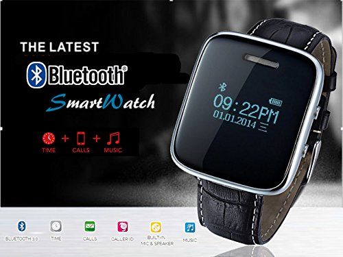 inDigi Bluetooth Smart Watch Phone For iPhone 6 plus Samsung S5 Note 4 Android Smart Phone