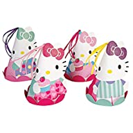 Meri Meri Hello Kitty Party Hats (Set of 8)