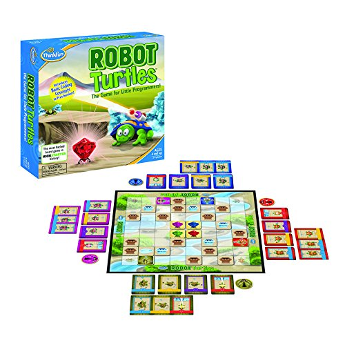 Robot Turtles Game (Robot Turtle Game compare prices)