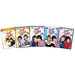 Laverne &amp; Shirley: Five Season Pack