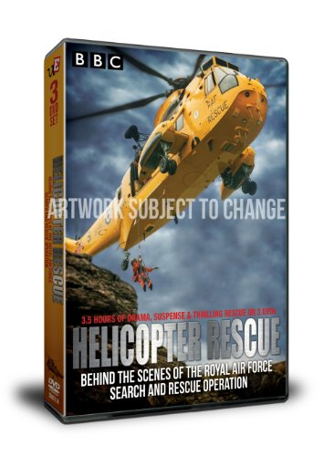 Helicopter Rescue [3 DVD Box Set As Seen On BBC1)]