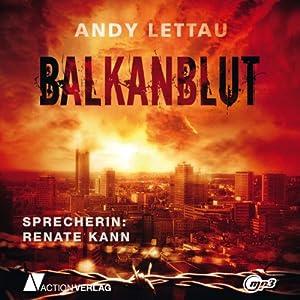 Balkanblut Hörbuch