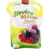 Steviva Blend - Erythritol, Stevia Blend NonGMO Low Carb Sweetener (5 lb bag) (Tamaño: 5 lb bag)