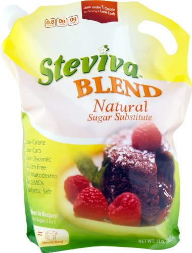 natural sugar substitute for baking