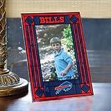 Buffalo Bills Art Glass Frame-Bills