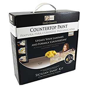 Giani Tm Countertop Paint Kit Sicilian Sand House