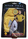Star Trek Captain Kirk Boys Fancy Dress Size 8-10