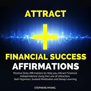 Attract Financial Success Affirmations Audiobook