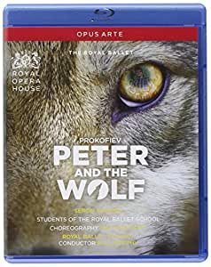 Peter & The Wolf [Blu-ray] [Import]
