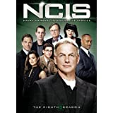 NCIS: The Complete Eighth Season ~ Mark Harmon
