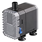 SunSun CHJ-600 ECO Teichpumpe Aquariumpumpe 600l/h mit nur 8W