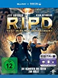 DVD - R.I.P.D.  (inkl. Digital Ultraviolet) [Blu-ray]