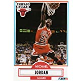 1990-91 Fleer Michael Jordan Basketball Card #26 - Shipped In Protective Display... by Fleer
