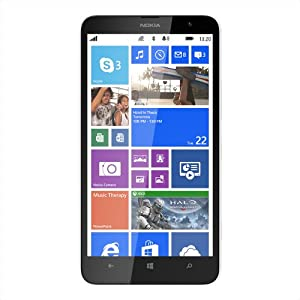 Nokia Lumia 1320 6 inch 8GB Sim Free Unlocked Windows Smartphone - White