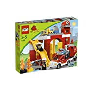 Lego 6168 Fire Station