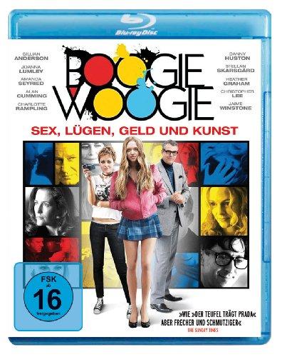 Boogie Woogie - Sex, Lügen, Geld und Kunst [Blu-ray]