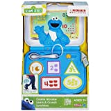 Playskool Sesame Street Cookie Monster Learn & Crunch Lunchbox by Hasbro