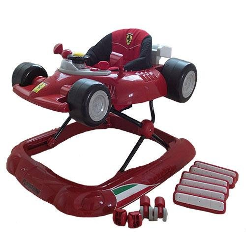 Combi Ferrari F1 Baby Walker Red Baby Products Store