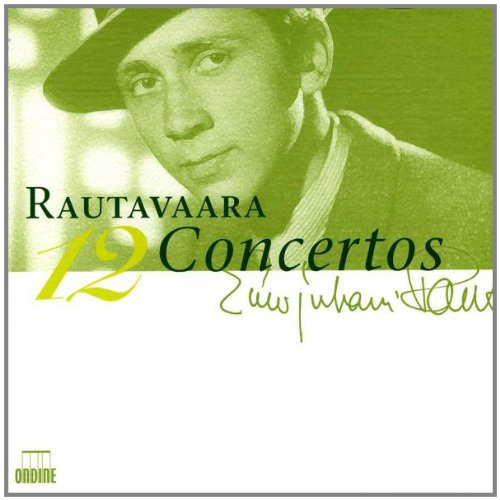 Rautavaara-12-Concertos-Various-Audio-CD