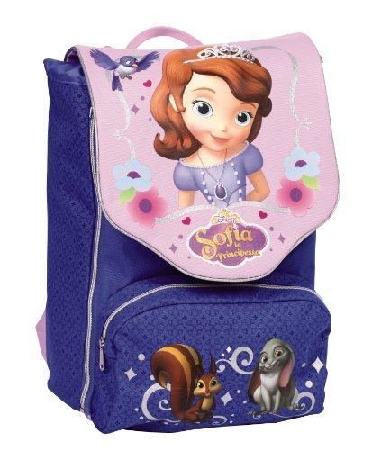 Giochi Preziosi 87267 Principessa Sofia Zaino Estensibile Multi con Gadget